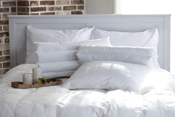 mantenimiento de una almohada